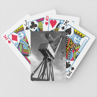 Industrial Crane Playing Cards