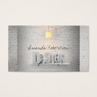 Industrial Design Studio/Interior Designer Card
