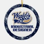 Industrial Designer Gift Ornament