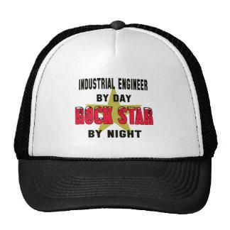 Industrial engineer by Day rockstar by night Trucker Hat