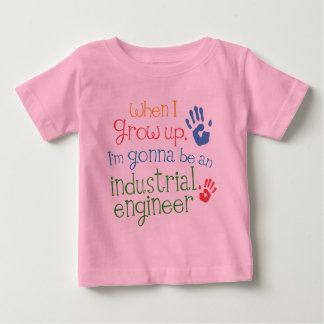 Industrial Engineer (Future) Infant Baby T-Shirt