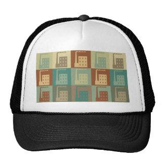 Industrial Engineering Pop Art Trucker Hat