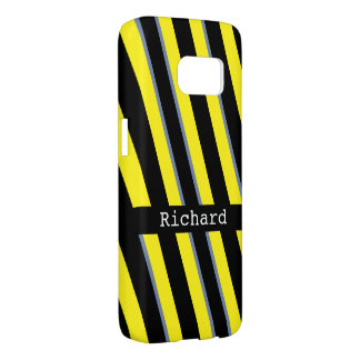Industrial factory designer personalized samsung galaxy s7 case