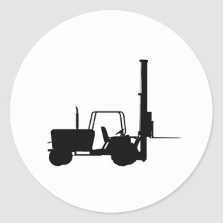 Industrial - Fork Lift Stickers