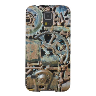 Industrial Gear Texture Galaxy S5 Case