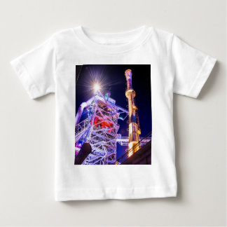 Industrial HDR photography - Steel Plant 1 Baby T-Shirt