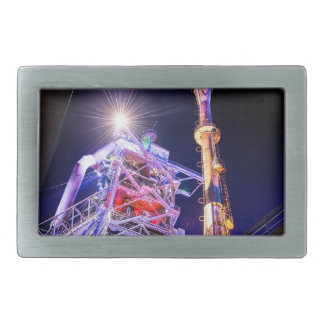 Industrial HDR photography - Steel Plant 1 Belt Buckle