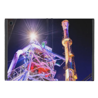Industrial HDR photography - Steel Plant 1 Case For iPad Mini