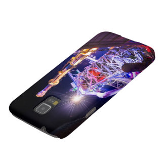 Industrial HDR photography - Steel Plant 1 Galaxy S5 Cover