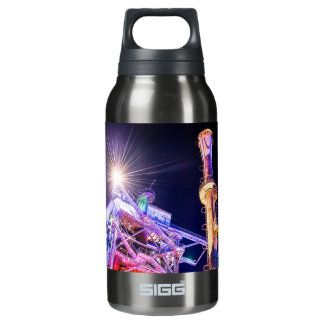 Industrial HDR photography - Steel Plant 1 Insulated Water Bottle