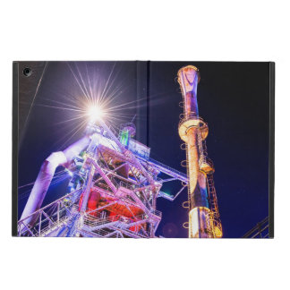 Industrial HDR photography - Steel Plant 1 iPad Air Case