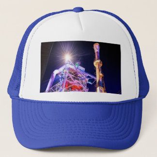 Industrial HDR photography - Steel Plant 1 Trucker Hat