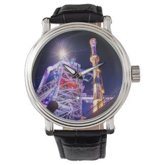 Industrial HDR photography - Steel Plant 1 Wristwatches