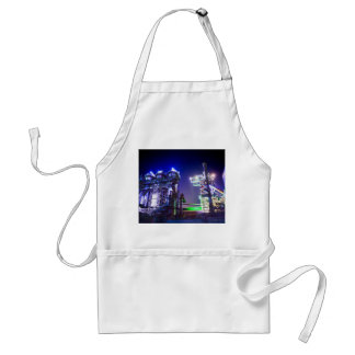 Industrial HDR photography - Steel Plant 2 Adult Apron