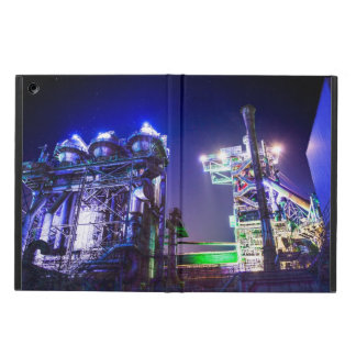 Industrial HDR photography - Steel Plant 2 Case For iPad Air