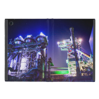 Industrial HDR photography - Steel Plant 2 Case For iPad Mini