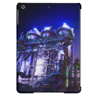 Industrial HDR photography - Steel Plant 2 Cover For iPad Air