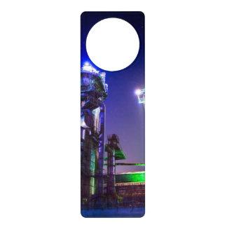 Industrial HDR photography - Steel Plant 2 Door Hanger