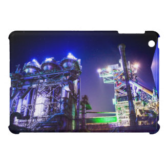Industrial HDR photography - Steel Plant 2 iPad Mini Cases