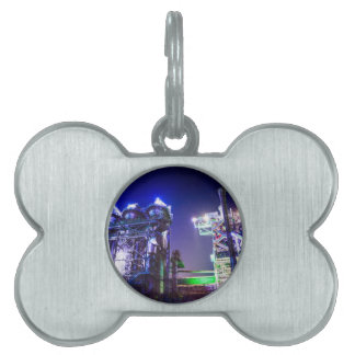 Industrial HDR photography - Steel Plant 2 Pet Name Tags