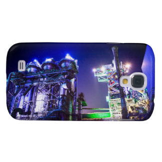 Industrial HDR photography - Steel Plant 2 Samsung Galaxy S4 Cover