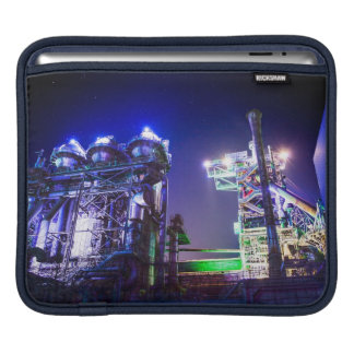 Industrial HDR photography - Steel Plant 2 Sleeve For iPads