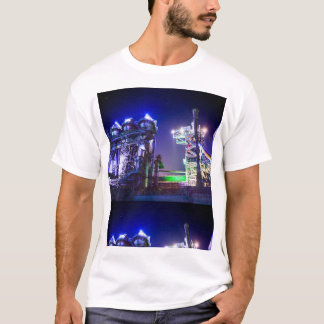 Industrial HDR photography - Steel Plant 2 T-Shirt