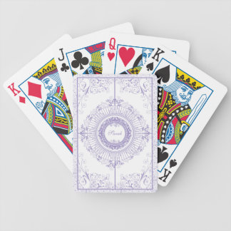 Industrial Ironworks Bicycle Playing Cards