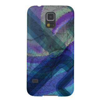 Industrial Landscape Abstract Galaxy 5 case