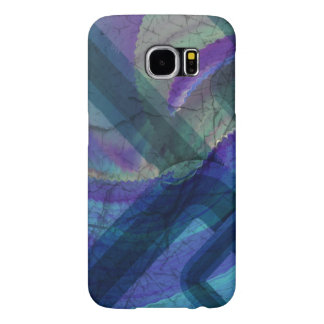 Industrial Landscape Abstract Galaxy 6 case