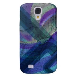 Industrial Landscape Abstract Galaxy S4 case
