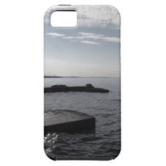 Industrial landscape along the coast Air polluting iPhone SE/5/5s Case