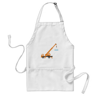 Industrial Lifting Crane Adult Apron