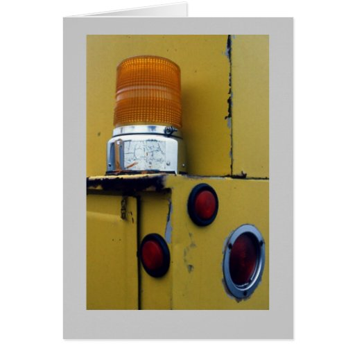 """""""Industrial Light"""" Greeting Card"""