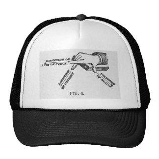 Industrial Mechanical Vintage Engineering Trucker Hat