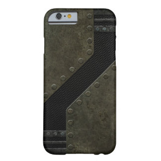 Industrial Mesh Pattern Barely There iPhone 6 Case
