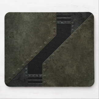 Industrial Mesh Pattern Mouse Pad