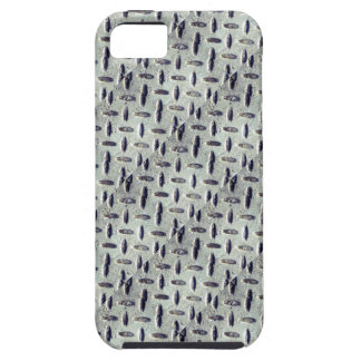 Industrial Metal Diamond Plate Steel Pattern iPhone SE/5/5s Case