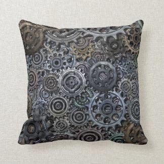 Gear Pillows - Decorative & Throw Pillows  Zazzle