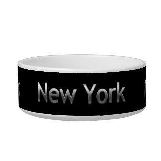 Industrial New York - On Black Bowl