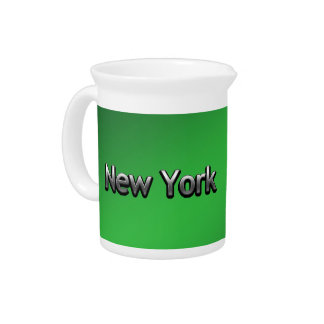 Industrial New York - On Black Pitchers