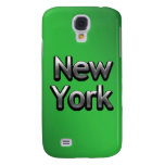 Industrial New York - On Green Samsung Galaxy S4 Case