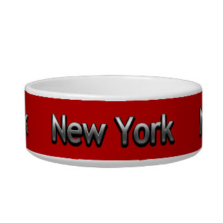 Industrial New York - On Red Bowl