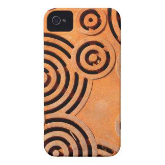 Industrial Orange iPhone 4 Cover