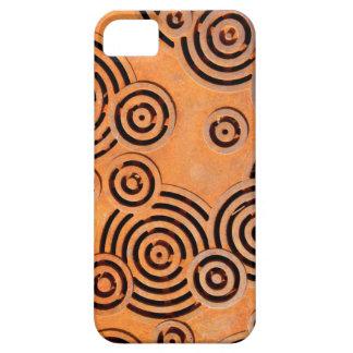 Industrial Orange iPhone SE/5/5s Case