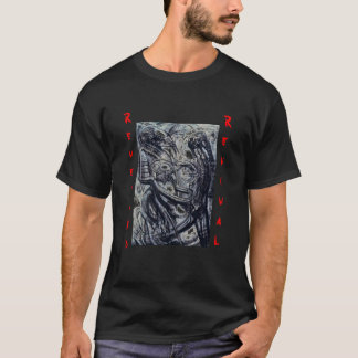 industrial pencil, Reverend, Revival T-Shirt