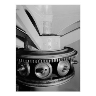 Industrial Photo - Lighthouse Lantern Gear Posters