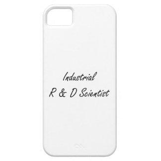 Industrial R & D Scientist Artistic Job Design iPhone 5 Covers