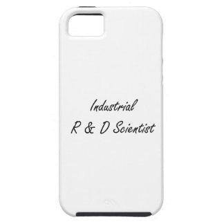 Industrial R & D Scientist Artistic Job Design iPhone 5 Case