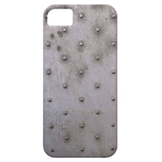 Industrial riveted skin from an aircraft iPhone SE/5/5s case